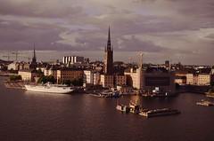 Stockholm (Vanjerono) Tags: city europa europe cityscape sweden stockholm schweden baltic sverige estocolmo stad suecia riddarholm