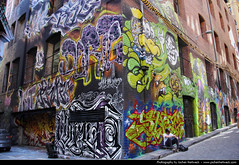 Hosier Lane, Melbourne, Australia (JH_1982) Tags: street art painting graffiti paintings australia melbourne victoria lane vic australien hosier australie austrália 澳大利亚 墨尔本 australië オーストラリア メルボルン мельбурн австралия 멜버른 빅토리아 주 виктория ビクトリア州 維多利亞州 मेलबॉर्न विक्टोरिया