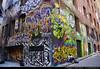 Hosier Lane, Melbourne, Australia (JH_1982) Tags: street art painting graffiti paintings australia melbourne victoria lane vic australien hosier australie austrália 澳大利亚 墨尔本 australië オーストラリア メルボルン мельбурн австралия 멜버른 빅토리아 주 виктория ビクトリア州 維多利亞州 मेलबॉर्न विक्टोरिया