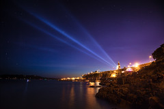 Summer Seafront (Rob Stillwell) Tags: plymouth devon nightsky seafront