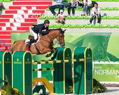 140903_Jumping_2Ind_1T_4781.jpg (FranzVenhaus) Tags: horses france jumping ceremony fei normandie fra caen weg