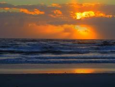 NSB Stormy sunrise (TaranRampersad) Tags: sunrise hightide storm newsmyrnabeach nsb florida saltlife seaside outdoor sea