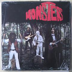 Monsters Record (front) (Donald Deveau) Tags: monster rock werewolf vampire album vinyl dracula frankenstein lp record mummy rockandroll monstermovie monstermash