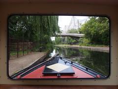 London 2014 (hunbille) Tags: trip london boat canal tour regentscanal jasons regents jasonstrip