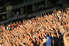 Raise your hands if your Louisiana Film Prize vote can be bought with free drinks, cool swag or a warm hug from one of our Top 20 Film Prize filmmakers?