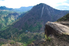 View from Small Adams Peak