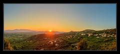 Sunset @ Veroli (jmbarcia) Tags: sunset summer italy sun sol landscape atardecer europa europe italia paisaje panoramic panoramica verano ita montaa ef hdr highdynamicrange goldenhour lazio veroli provinciadifrosinone horadorada exposurefusion thebestofhdr frosinoneprovincia