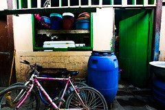 Cletas (Leonardo j fotografía) Tags: green market mercado nicaragua bicicletas sanjuandelsur centroamerica