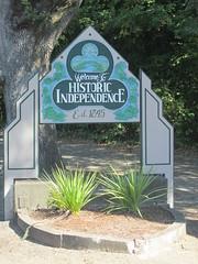 Independence, Oregon (Lynne Fitz) Tags: oregon portland eugene permanent randonneur 200k randonneuring