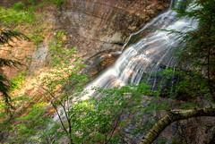 Waterfalls of the Upper Peninsula (Tom Hughes Photo) Tags: longexposure up canon waterfall rocks michigan pictured chapel falls waterfalls upperpeninsula picturedrocks canon2485mm canon10deos rochestertee