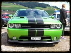 Dodge Challenger SRT (v8dub) Tags: auto car automobile muscle automotive voiture pony american dodge mopar challenger srt wagen pkw worldcars