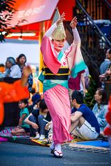 2014_08_30_Mitaka_AwaOdori_5D3_2014_08_30_Mitaka_AwaOdori_5D3_083_HD (Nigal Raymond) Tags: festival japan dance  mitaka matsuri awaodori     100tokyo cooljapan fudouren nigalraymond wwwnigalraymondcom 5dmk3 5d3 sakuraren  mitakaren awaodori2014 bikkuriren