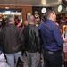 Festa de despedida no Jimmi's Pub