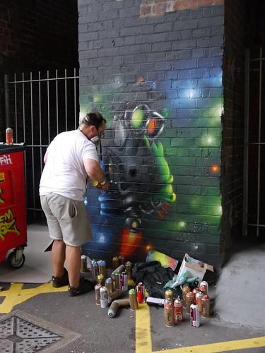 Si2 / Hull Graffiti