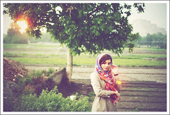 (pedramatic) Tags: sunset sky love girl beautiful canon fire 50mm veil iran farm f14 hijab 500mm  esfahan  isfahan        21th  persiangirl canon50mmf14 pedram    450d  canon450d   hejaab    pedramatic             mahgard  donotthinknotsure skypedram