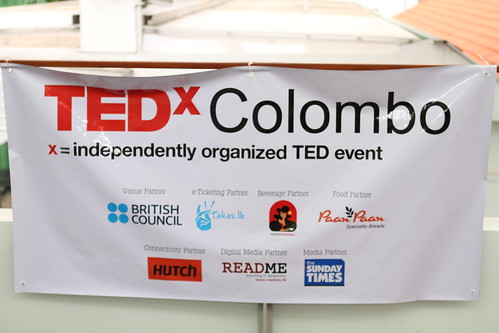 TEDxColombo 2014 | Creating Collaboration