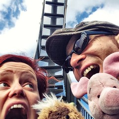 Ahhhhhhrrrrrr.  Achterbahn ... Tiger & Turtle #kiraton #instaweather #weather #wx #duisburg #deutschland #day #autumn #de #holiday #hooray #hoorayfortoday #kiratontravel #travel #travelblog #travelingram #traveltheworld #worlderlust #wolkig #wolken #cloud