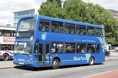 Volvo B7TL East Lancs Vyking (DennisDartSLF) Tags: bus volvo southampton bluestar 1803 eastlancs b7tl vyking hx51zrd