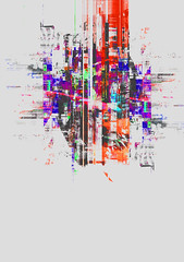 Xplode (struktur design) Tags: abstract art trash digital photoshop design graphics experimental pattern graphic experiment struktur data designs glitch harsh abstrait graphisme graphiste glitchs