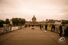Pont des Artes - Paris (David Matos Branco) Tags: david paris portugal amor disneyland arts disney des ponte santarm pont fotografia cadeados santarm davidbranco davidmatosbranco