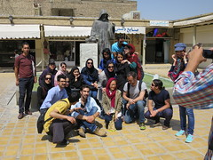 Iran_6309 (DavorR) Tags: museum iran esfahan isfahan crkva vank muzej