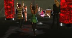 Club Drow (Osiris LeShelle) Tags: secondlife second life avilion grove club drow ooc dancing dance music fun