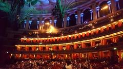 Cirque du Soleil at Royal Albert Hall (Normann) Tags: london royalalberthall circus performance