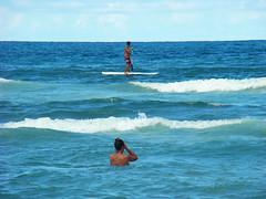 Stand Up Padlle (Gijlmar) Tags: brasil brazil brasilien brésil brasile brazilië riograndedosul américadosul américadelsur southamerica amériquedusud praia playa beach xangrilá mar sea azul blue blau bleu