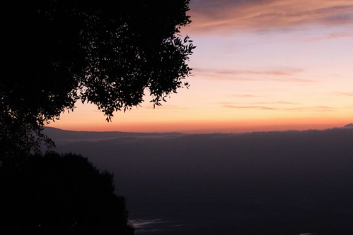 IMG_2202a - Sunrise from the Rim - Ngorongoro Crater, Tanzania (GPS #360, 361, 362)