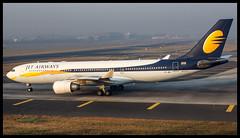 Jet Airways Airbus A330-200 VT-JWV Mumbai (BOM/VABB) (Aiel) Tags: jetairways airbus a330 a330200 vtjwv mumbai canon60d canon24105lis