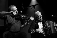 Aly Bain and Phil Cunningham – The Ties That Bind – 10/10/14 (photo: Steve Wadden)