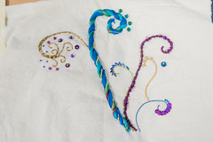 DSC_0705 (surreyadultlearning) Tags: embroidery sewing adulteducation surrey camberley art craft tutor uk painting calligraphy photography