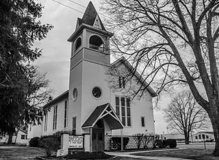 Deerfield, Michigan Church