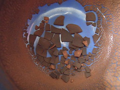 coffe dregs/in ruins (malamo.boubougianni) Tags: selfportrait water coffee wine tea planets cocoa dregs innerlandscapes