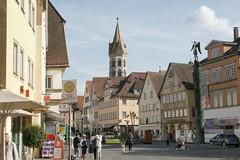 Schwbisch Gmnd, Landesgartenschau, Altstadt (konnysonny) Tags: deutschland pflanzen blumen badenwrttemberg schwbischgmnd remstal ostalb landesgartenschau2014