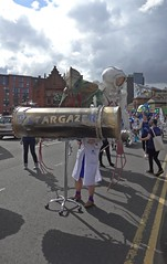 Stargazer (Bricheno) Tags: festival scotland glasgow escocia parade mardigras westend szkocja schottland 2014 scozia cosse westendfestival  esccia   bricheno scoia