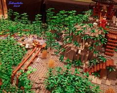 Ninjagoo SBS2014 (Intrastella) Tags: lego bamboo ninjas ninjagoo