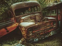 Old car (saud Lehyani) Tags: old brazil italy lebanon usa ford colors car mexico place shot image cuba kuwait hdr ksa iphone careless