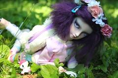 arboretum13 (PatchworkDandy) Tags: cute boston pastel arboretum willow kawaii bjd mei resinsoul