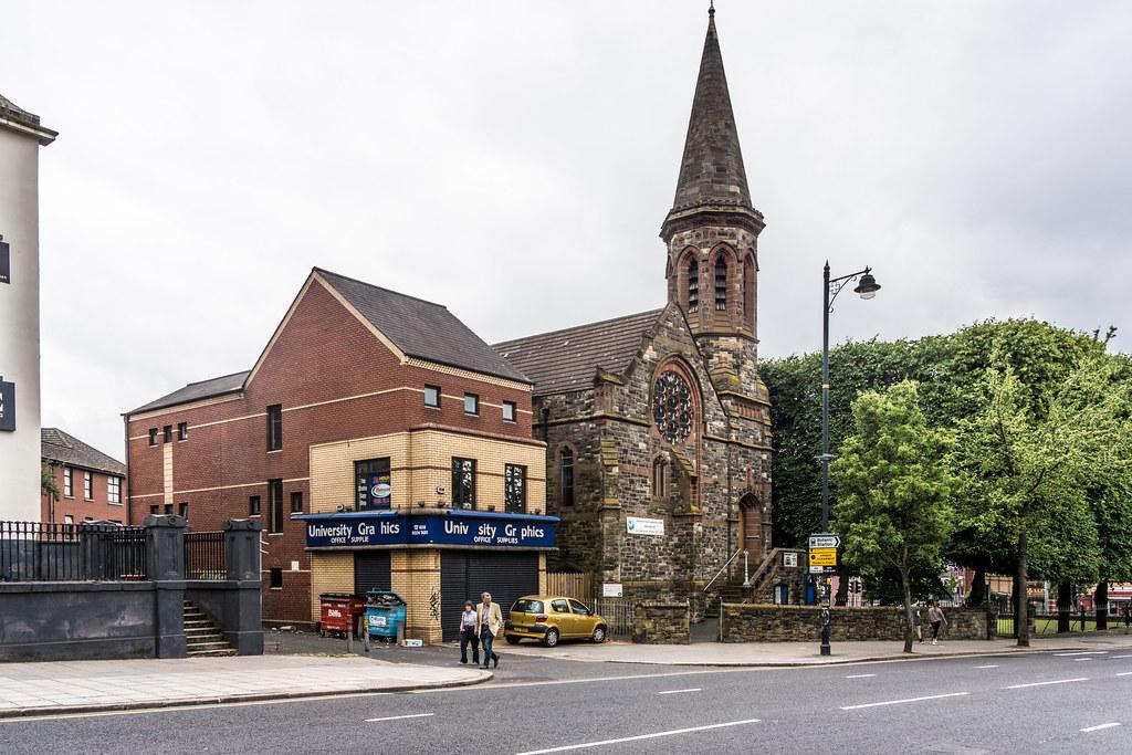 University Road Moravian Church - Belfast