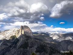 Glacier Point (Motographer) Tags: california usa clouds landscape olympus yosemite halfdome omd em1 motographer mzuiko 1240mmf28pro fotografikartz motograffer