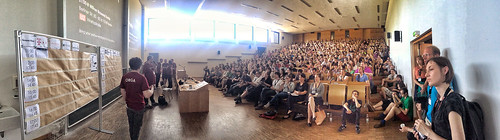 Kicking off UX Camp Europe 2014. Please RT if you can see yourself #uxce14