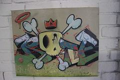 (KRITERION) Tags: show art love graffiti bay memorial king peace respect tag south canvas bomb donations fund raiser batle batle663 ripbatle