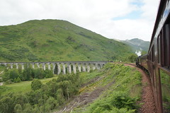 Jacobite Express and Mallaig, Scotland, June 2014