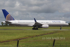 N29124 (CJK PHOTOS) Tags: code aircraft united airline type boeing airlines information registration sn modes 27565 757224 b752 n29124 a2fbec