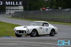 FERRARI 250 GT Berlinetta 1960 Le Mans Classic 2014 Grid 3GH4_2207 (Gary Harman) Tags: 3 classic cars grid photo nikon photographer d plateau ferrari racing historic mans le pro gary gt 800 lemans 250 gh harman 1960 d800 2014 berlinetta sarthe gh4 couk garyharman