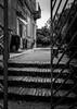 Ghost stories. (federico.strinati) Tags: urban blackandwhite bw rome creative outskirts urbanlandscape metaphoric creativecompositions metaphora creativecomposition romeoutskirts