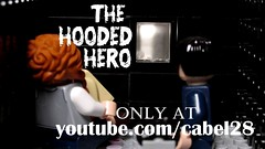The Hooded Hero HAS ARRIVED! (CBL Animation (cabel28)) Tags: lego action hero animation brickfilm hooded youtube cbl cabel28
