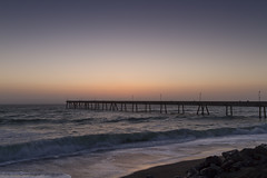 Pacifica Pier (Great Snaps!) Tags: ocean sunset beach colors photography pier pacifica