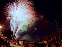 July 4 (jandrfox) Tags: park 35mm oak pentax fireworks 6x7 portra